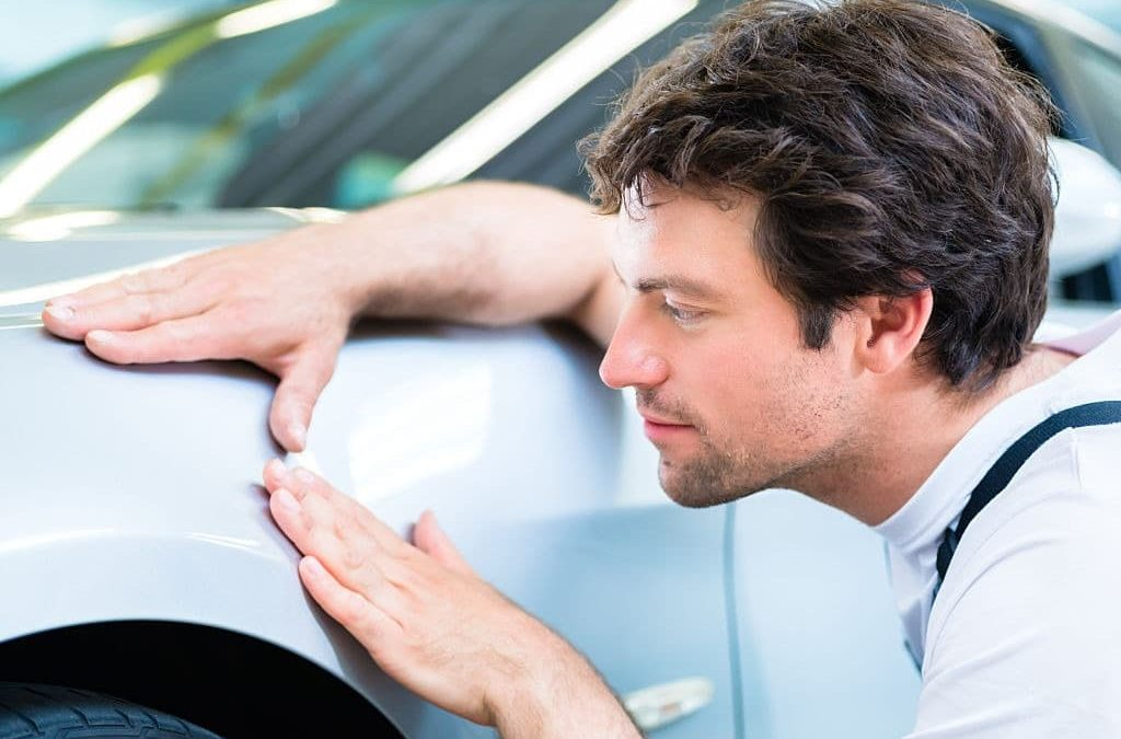 A Guide On Car Hail Damage Repair